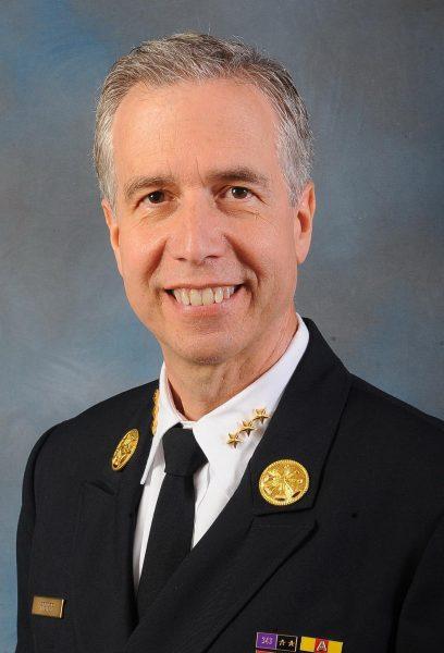 (Ret.) Chief Joseph W. Pfeifer